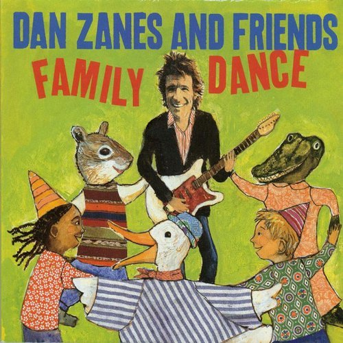 Dan & Friends Zanes Family Dance