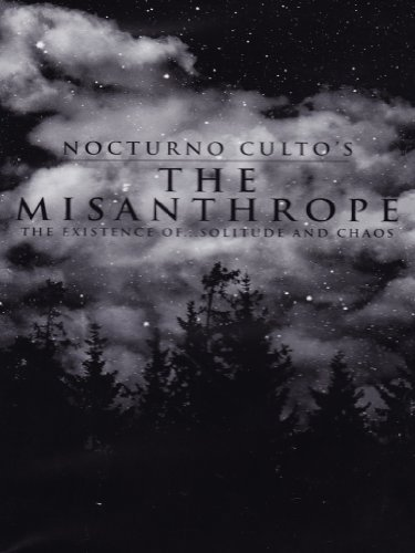 Nocturno Culto (darkthrone) Misanthrope Incl. CD