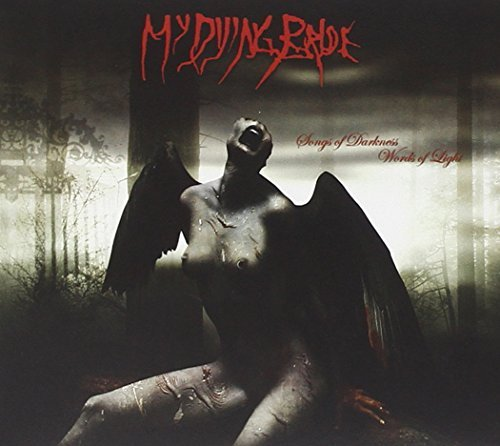 My Dying Bride Songs Of Darkness Words Of Lig