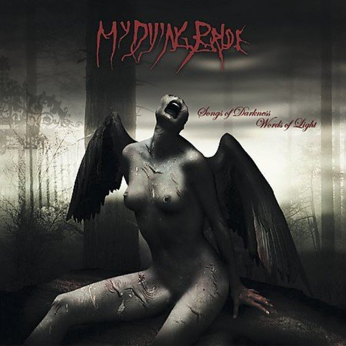 My Dying Bride Songs Of Darkness Words Of Lig Import Gbr