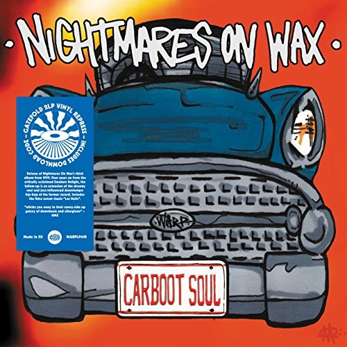 Nightmares On Wax Carboot Soul Carboot Soul