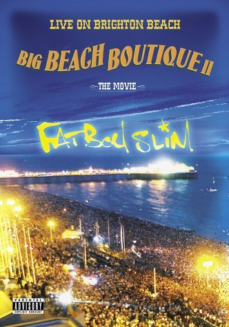 Fatboy Slim Vol. 2 Big Beach Boutique Explicit Version