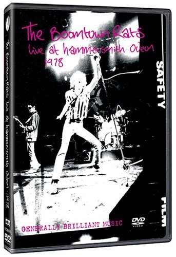 Boomtown Rats Live At Hammersmith Odeon 1978 Nr Ntsc(1 4)