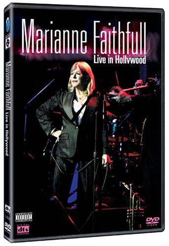 Marianne Faithfull Live From The Henry Fonda Thea Incl. CD Ntsc(1 4)