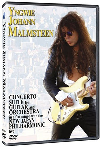 Yngwie Malmsteen Concerto Suite For Electric Gu Ntsc(1 4)