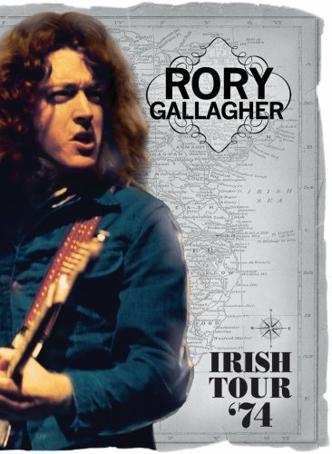 Rory Gallagher Irish Tour 74