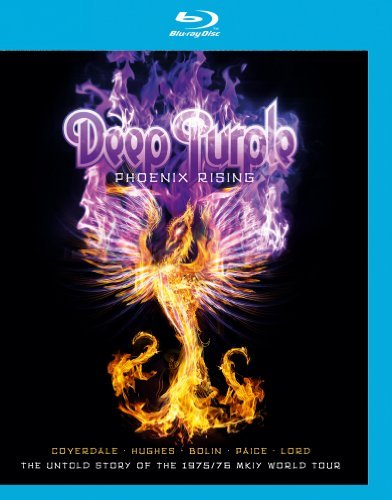 Deep Purple Phoenix Rising Blu Ray