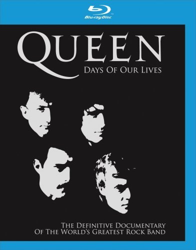 Queen Days Of Our Lives Blu Ray