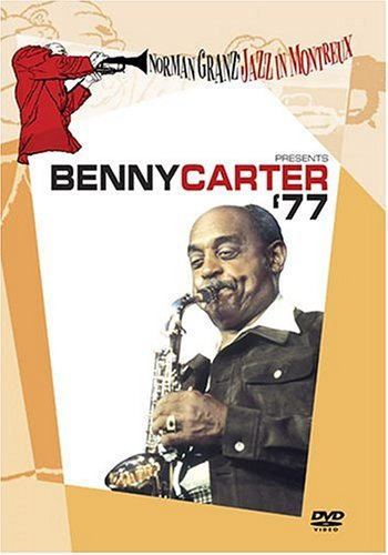 Benny '77 Carter Norman Granz Jazz In Montreux Nr Ntsc(1 4)