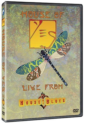 Yes House Of Yes Live From The Ho Ntsc(1 4)