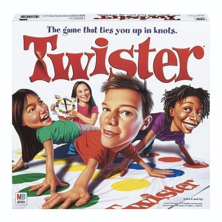 Twister Paxton Hunt Elwes