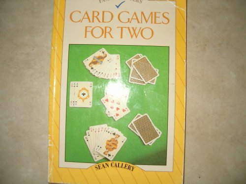 Sean Callery Card Games For Two (family Matters)