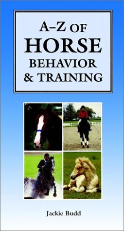 Jackie Budd Az Of Horse Behavior & Training