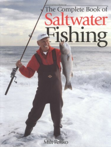 Milt Rosko Complete Book Of Saltwater Fishing