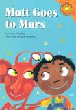 Crovatto Lucie Tremblay Carole Matt Goes To Mars (read It! Readers)
