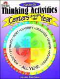 Vanessa Bredthauer Hands On Thinking Activities Centers Through The