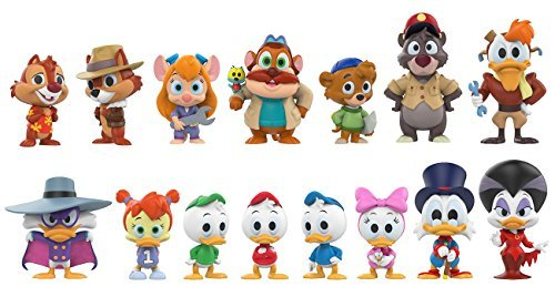 Mystery Minis Disney Afternoon
