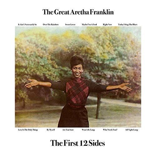 Aretha Franklin The First 12 Sides Lp