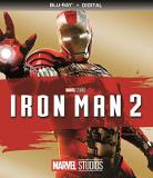 Iron Man 2 Downey Paltrow Cheadle Blu Ray Dc Pg13