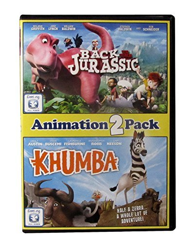 . Back To The Jurassic Khumba Wm Exclusiv