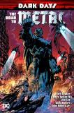 Scott Snyder Dark Days The Road To Metal