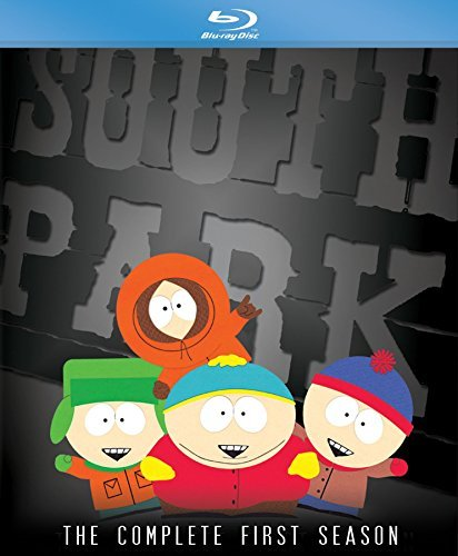 South Park Season 1 Blu Ray