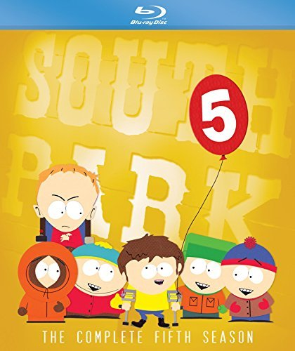 South Park Season 5 Blu Ray