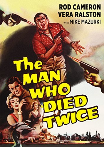 The Man Who Died Twice Cameron Ralston DVD Nr