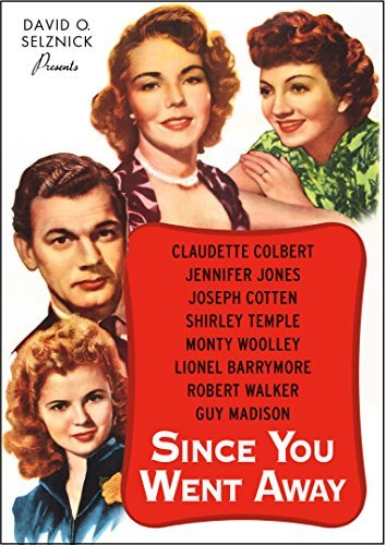 Since You Went Away Colbert Jones Cotton DVD Nr
