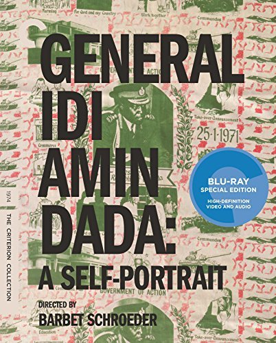 General Idi Amin Dada A Self Portrait General Idi Amin Dada A Self Portrait Blu Ray Criterion