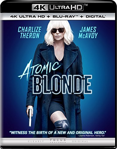 Atomic Blonde Theron Mcavoy Goodman 4khd R