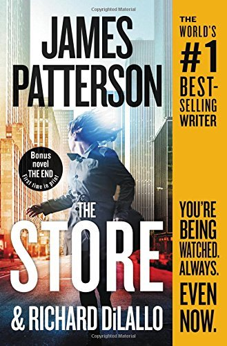 James Patterson The Store