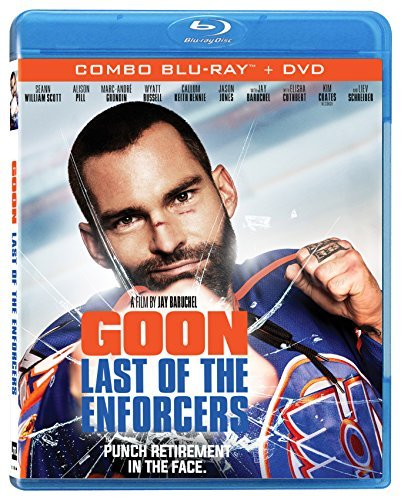 Goon Last Of The Enforcers Scott Baruchel Blu Ray R
