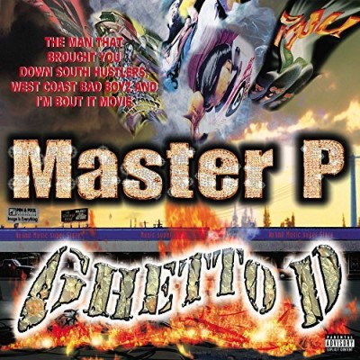 Master P Ghetto D (ex 2lp) Explicit Version