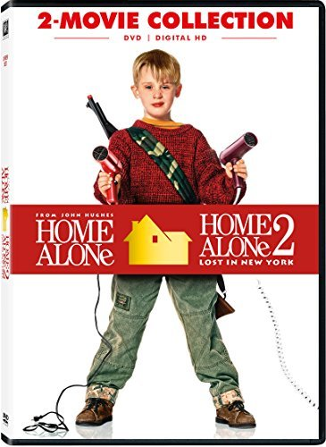 Home Alone 2 Movie Collection DVD