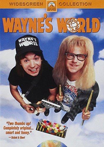 Wayne's World/Myers/Carvey/Carrere@Dvd@Pg13