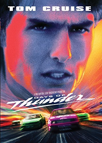 Days Of Thunder/Cruise/Duvall/Quaid/Kidman@Dvd@Pg13
