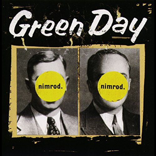 Green Day Nimrod (20th Anniversary Edition 2lp Bright Yellow Vinyl)
