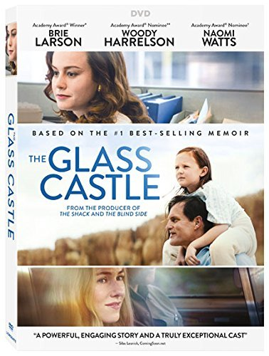 The Glass Castle Larson Harrelson Watts DVD Pg13