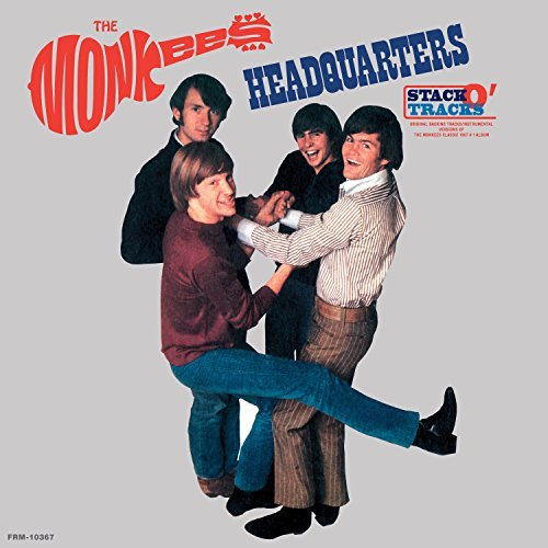 Monkees Headquarters Stack O Tracks