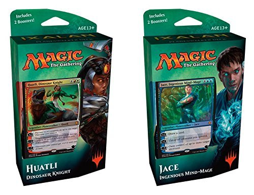 Magic The Gathering Ixalan Planeswalkers Deck