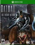 Xbox One Batman Telltale Series Enemy Within