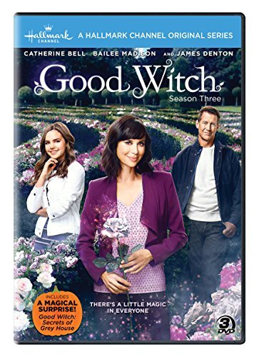 Good Witch Season 3 DVD