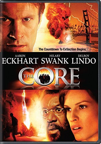 The Core Swank Eckhart Lindo Woodard DVD Pg13