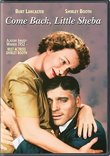 Come Back Little Sheba Lancaster Booth DVD Nr
