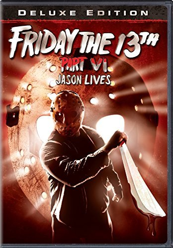 Friday The 13th Part Vi Jason Lives Cooke Kagan Goldwyn DVD R