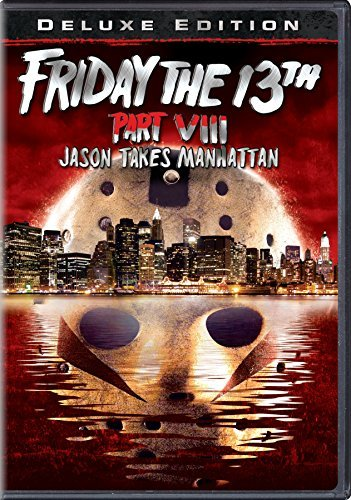Friday The 13th Part Viii Jason Takes Manhattan Banko Lincoln Spirtas DVD R