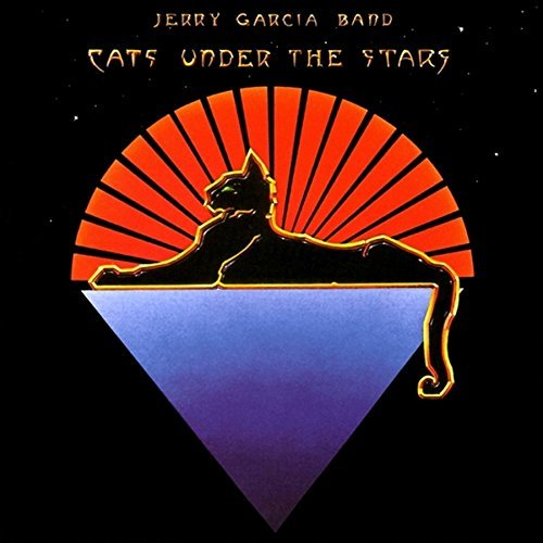 Jerry Band Garcia Cats Under The Stars 180g Colored Vinyl Color Is Tbd Ltd To 1800 Copies