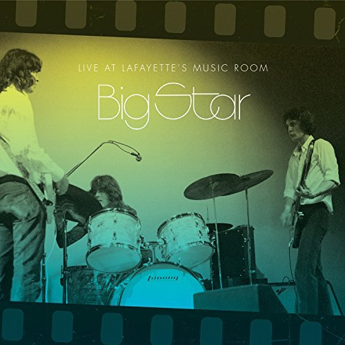 Big Star Live At Lafayette's Music Room Memphis Tn 2 Lp Includes Download