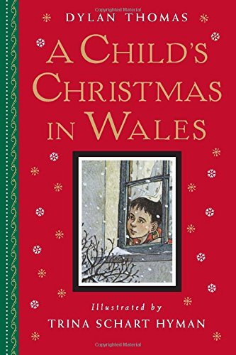 Trina Schart Hyman A Child's Christmas In Wales